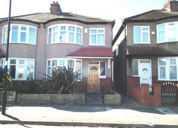 Thumbnail Semi-detached house for sale in Lincoln Crescent, Enfield