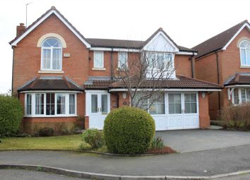 Thumbnail 5 bed detached house for sale in Buckley Chase, Milnrow, Rochdale