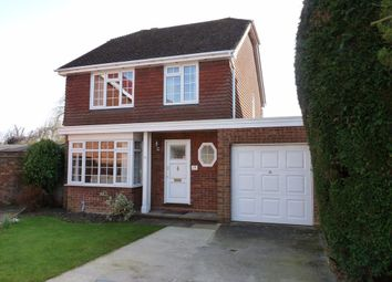 Thumbnail 3 bed detached house for sale in The Brownings, Edenbridge
