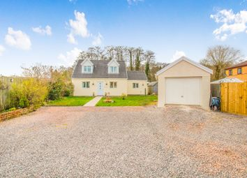 Thumbnail 3 bed detached house for sale in Heol Y Ddol, Pontypandy, Caerphilly