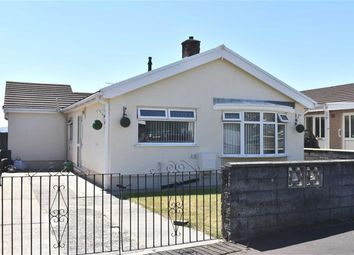 Thumbnail 2 bedroom detached bungalow for sale in Heol Dylan, Gorseinon, Swansea
