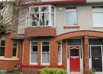 Thumbnail 3 bed terraced house for sale in Braunton Road, Aigburth, Liverpool, Merseyside
