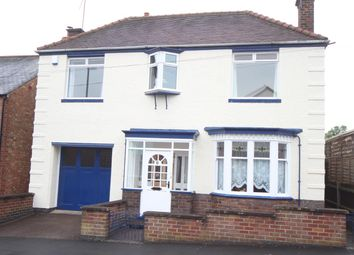 Thumbnail 4 bedroom detached house for sale in Bowling Green Road, Hinckley