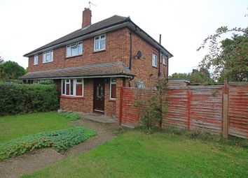 Thumbnail 3 bed semi-detached house for sale in Langton Way, Egham
