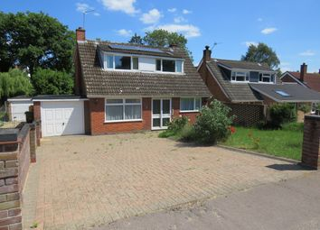 Thumbnail 4 bed detached house to rent in Rosebery Avenue, Poringland, Norwich