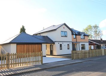 Thumbnail 4 bed detached house for sale in Mill Road, Burgess Hill