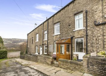 Thumbnail 3 bed terraced house for sale in Thorn View, Mytholmroyd, Hebden Bridge