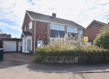 Thumbnail 3 bed semi-detached house for sale in Wyld Court, Allesley, Coventry