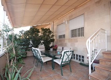 Thumbnail 4 bed town house for sale in Campo De Futbol, Elche, Spain
