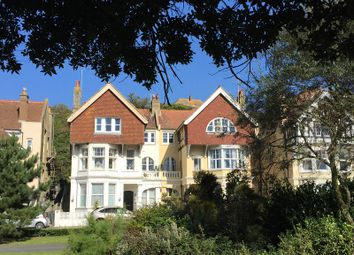 Thumbnail 2 bed flat for sale in Grosvenor Crescent, St. Leonards-On-Sea, East Sussex.