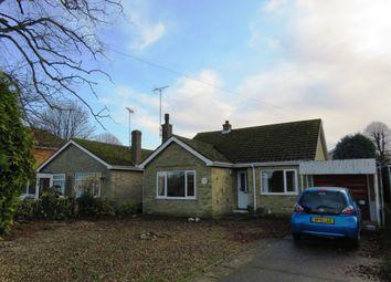 Thumbnail 2 bedroom detached bungalow for sale in Daniels Crescent, Long Sutton, Spalding