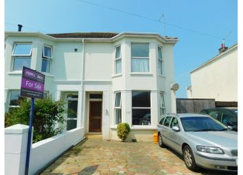 Thumbnail 3 bed semi-detached house for sale in Penhill Road, Lancing