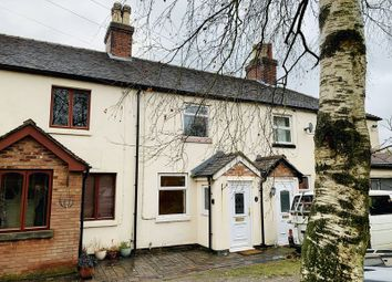 Thumbnail 1 bed terraced house to rent in Station Yard, Congleton