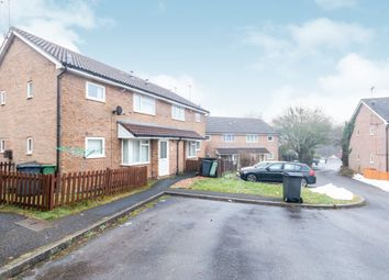 Thumbnail 1 bedroom end terrace house to rent in Woodgarston Drive, Basingstoke