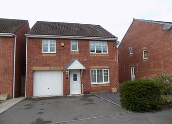 Thumbnail 4 bed detached house for sale in May Drew Way, Briton Ferry, Neath, Neath Port Talbot.