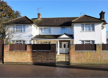Thumbnail 6 bed detached house for sale in Cassiobury Drive, Watford