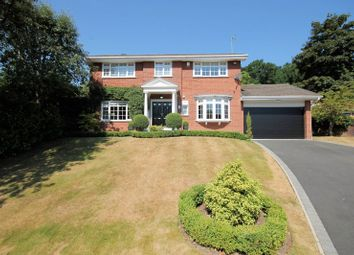 Thumbnail 4 bed property for sale in Coppice Grove, Knutsford