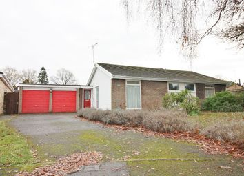 Thumbnail 3 bed detached bungalow for sale in Eveley Close, Whitehill, Bordon
