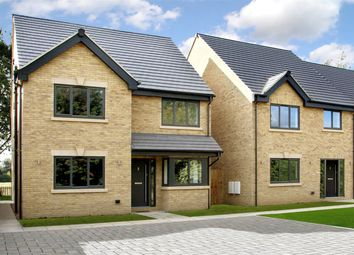 Thumbnail 4 bed detached house for sale in Rectory Close, Farnham Royal, Slough, Buckinghamshire