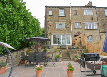 Thumbnail 2 bed end terrace house for sale in Town End, Almondbury, Huddersfield