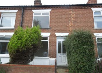 Thumbnail 2 bedroom terraced house for sale in Morley Street, North City, Norwich