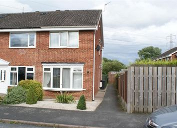Thumbnail 2 bed end terrace house for sale in Riversdale, Haxby, York
