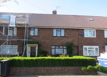 Thumbnail 4 bed terraced house for sale in Isaac Walton Place, West Bromwich