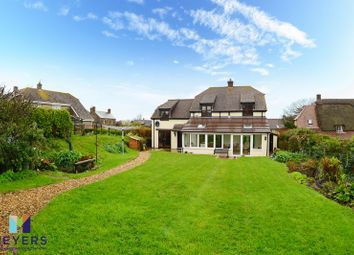 Thumbnail 5 bed detached house for sale in Coombe Keynes, Wareham