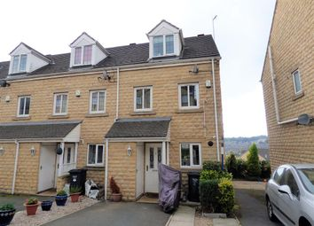 Thumbnail 3 bed end terrace house to rent in Bramble Close, Siddle, Halifax