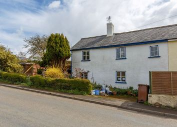 Thumbnail 3 bed cottage for sale in Cheriton Bishop, Exeter
