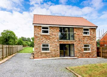 Thumbnail 4 bed detached house for sale in Long Street, Rudston, Driffield