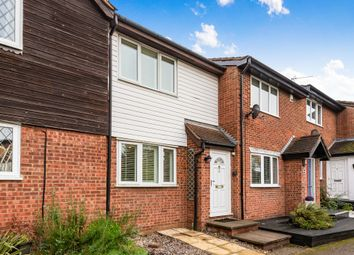 Thumbnail 2 bed terraced house for sale in Ladywood Road, Hertford