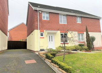 3 bed semi-detached house for sale in Gors Avenue, Townhill, Swansea SA1
