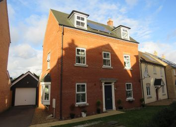 Thumbnail 3 bed detached house for sale in Ross Walk, Thetford
