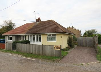 Thumbnail 2 bed semi-detached house to rent in Carlton Cross, Carlton Colville, Lowestoft