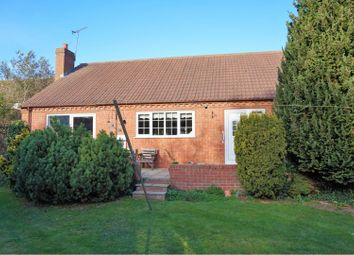 Thumbnail 3 bed detached bungalow for sale in Reedness, Goole