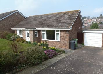 Thumbnail 2 bed bungalow to rent in Collins Road, Exeter
