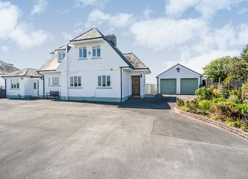 Thumbnail 4 bed detached house for sale in Ryehills Road, Skinburness, Wigton, Cumbria