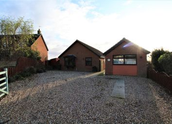 3 bed detached bungalow for sale in Clarkes Close, Creeting St. Mary, Ipswich IP6