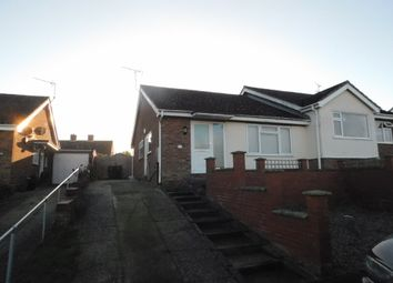Thumbnail 2 bed semi-detached bungalow for sale in Tippet Avenue, Stowmarket