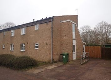 Thumbnail 1 bed maisonette to rent in Clailey Court, Galley Hill, Milton Keynes