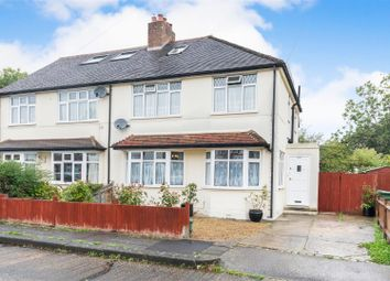 Thumbnail 4 bed semi-detached house for sale in Kendor Avenue, Epsom
