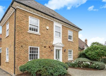 Thumbnail 3 bed detached house for sale in Laxton Walk, West Malling