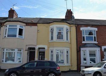 Thumbnail 3 bedroom terraced house for sale in Euston Road, Far Cotton, Northampton