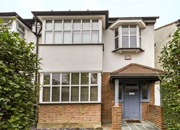 Thumbnail 4 bed semi-detached house for sale in Vanbrugh Road, London