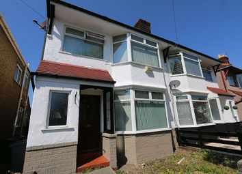 Thumbnail 3 bed semi-detached house for sale in 30, Gainsborough Road, Wallasey, Merseyside
