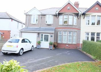 Thumbnail 6 bed semi-detached house for sale in Colcot Road, Barry, Vale Of Glamorgan