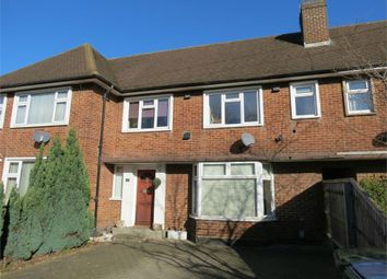 Thumbnail 3 bed terraced house to rent in Leggatts Rise, Watford, Hertfordshire