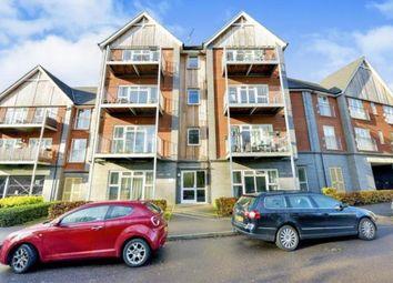 Thumbnail 2 bed flat for sale in Cormorant House, 75 Millward Drive, Milton Keynes