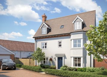 Thumbnail 4 bedroom detached house for sale in Nine Acres, Factory Hill, Tiptree